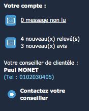 Decouverte Du Service De Banque En Ligne